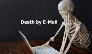 Tod durch E-Mail