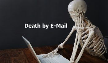 Tod durch E-Mail
