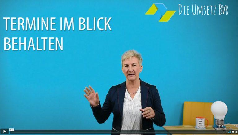 Screenshot Videolektion Delegation