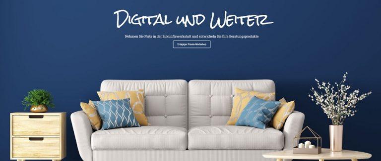 Digital und Weiter