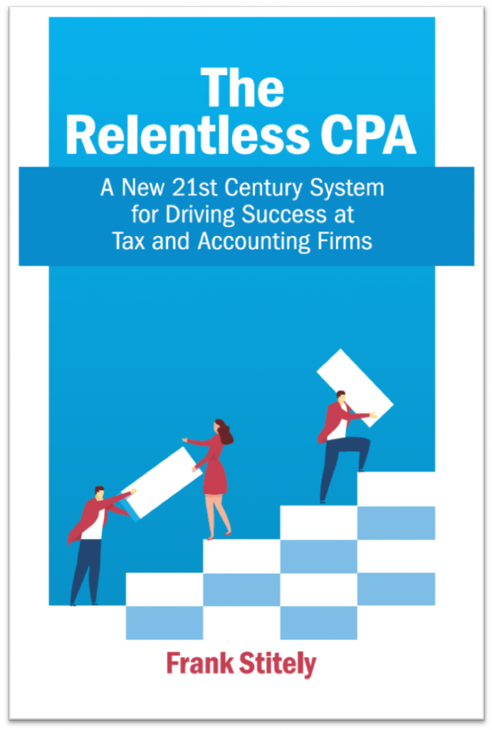 Buchcover The Relentless CPA