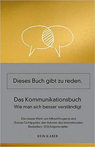 Titel Kommunikationsbuch