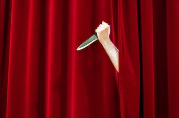 Mörder Vorhang